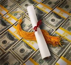 HR MBA Loans