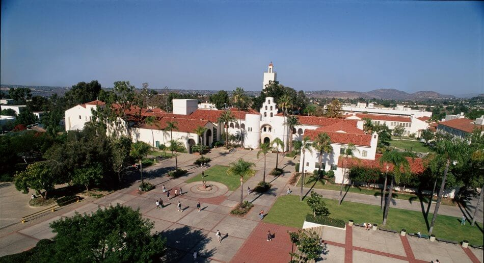 SDSU-Campus_From_On_High