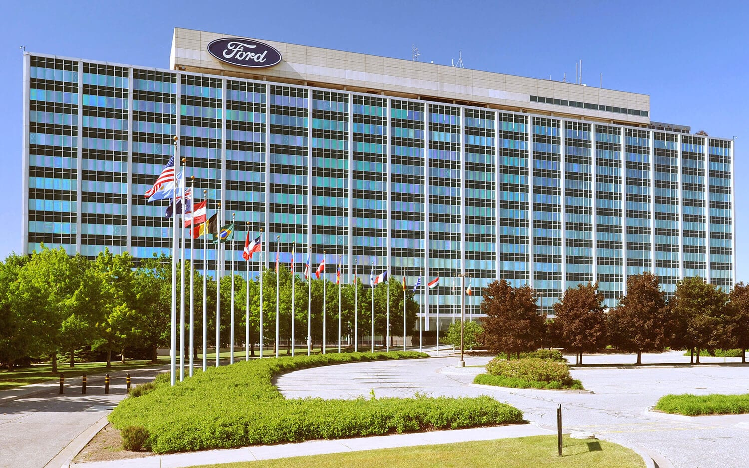 The world s 30 most innovative corporate human resources for Ford motor company human resources