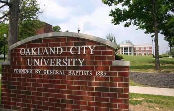 Oakland City University - Bachelor's Human Resources