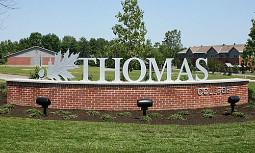 Thomas College - Bachelor's Human Resources