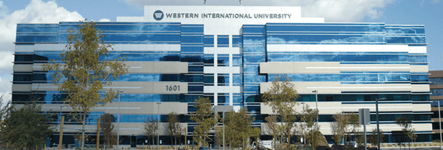 Western International University - Bachelor's Human Resources