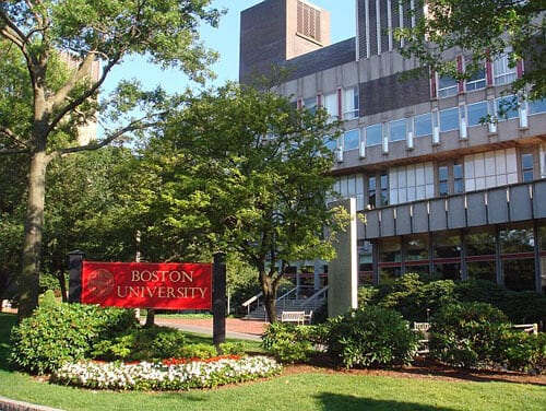 Boston University - Top Online Master's in HR Programs