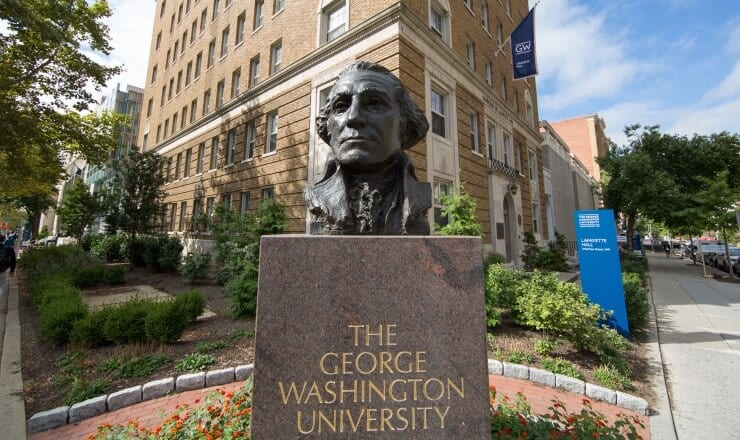 George Washington University - Top Online Master's in HR Programs