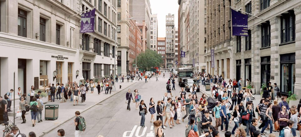 New York University - Top Online Master's in HR Programs