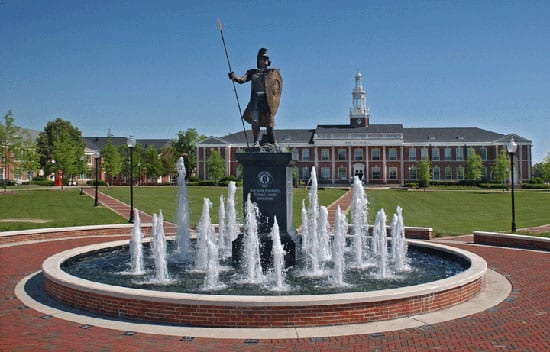 Troy University - Top Online Master's in HR Programs