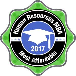 Human Resources MBA - Most Affordable 2017