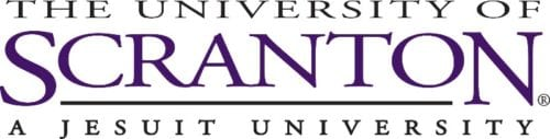 This image has an empty alt attribute; its file name is university-of-scranton-logo-e1555001693822.jpg
