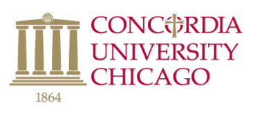Concordia University Chicago - Human Resources MBA