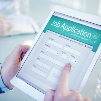 is it legal to ask race on a job application